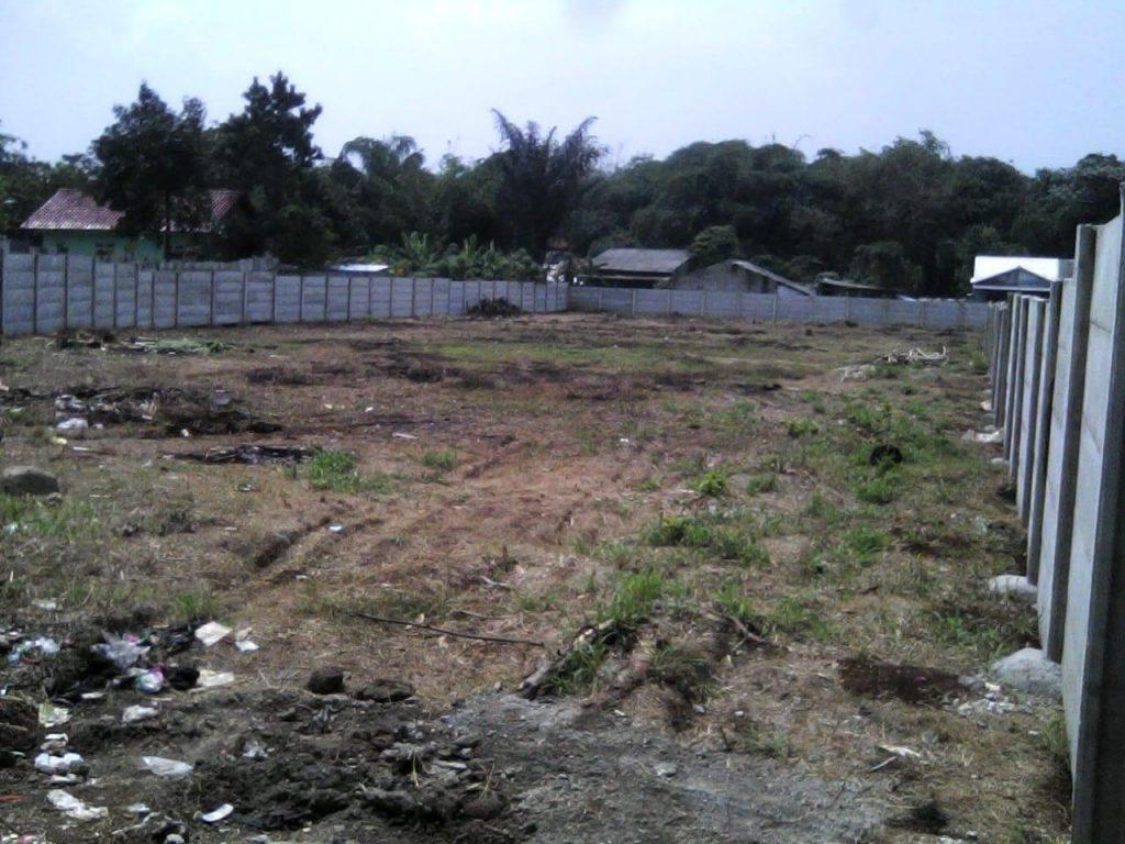 lokasi cluster syafiqah regency cibinong