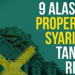 9 Alasan Properti Syariah Tanpa Riba