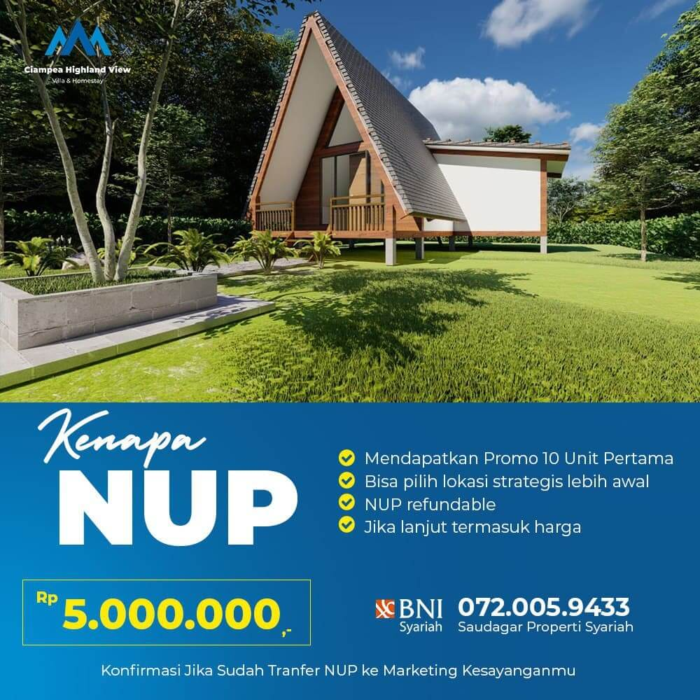 NUP Ciampea Highland View