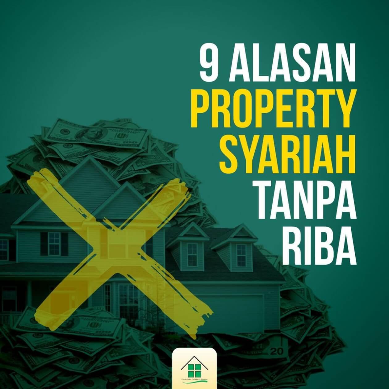 properti syariah tanpa riba