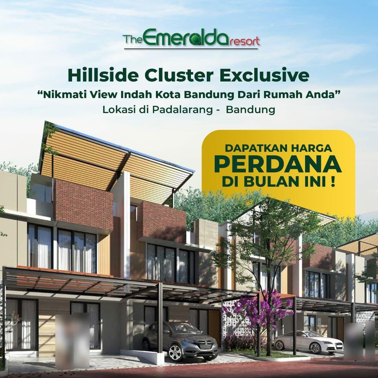 The Emeralda Resort Padalarang - Kawasan Perumahan Premium Dekat Kota Parahyangan Bandung 4